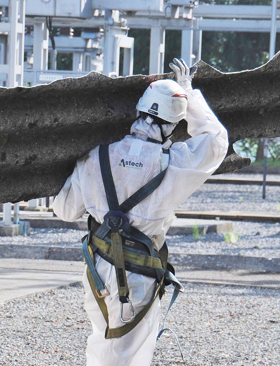 Asbestos Removal Survey Dorset