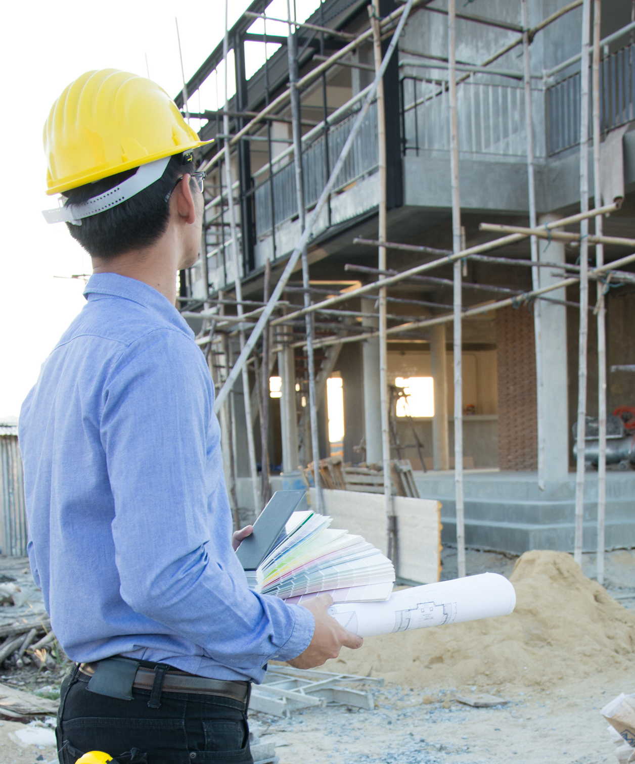 Demolition and Refrubishment Astech