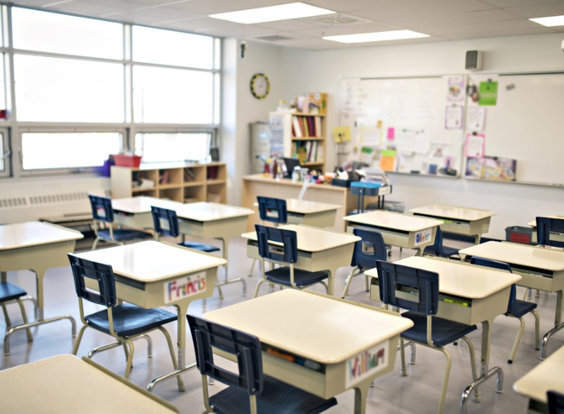 Bacteria Cleansing Schools