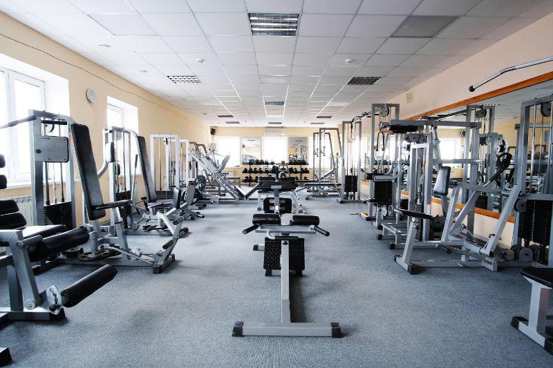 Refurbishment and Demolition Surveys Gym