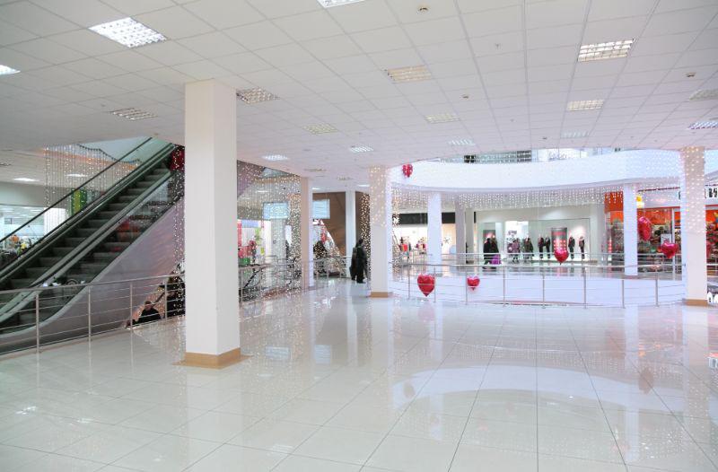 Asbestos Surveys Shopping Centre